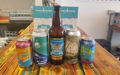 Fresh and Fragrant – New Beers
