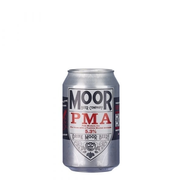 Moor PMA Can 330ml