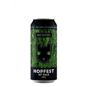 MAD SQUIRREL Hopfest Can 440ml