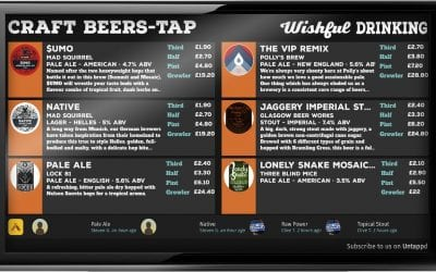 Wishful and Untappd Join Forces