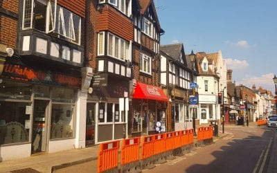 Revitalising Ricky – Pedestrianisation of the High Street
