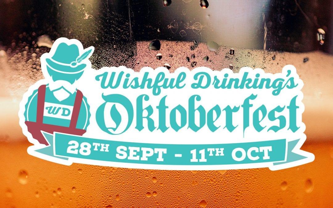 Oktoberfest Continues…