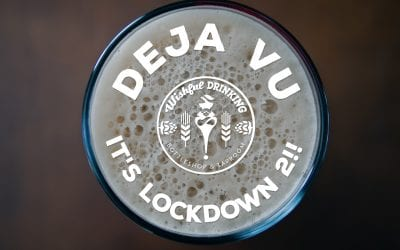 Deja Vu it's Lockdown 2!!