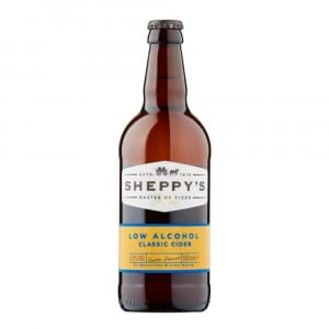 Sheppys Low Alc Classic Cider 500ml