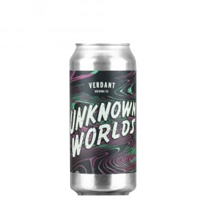 Verdant Unkown Worlds Can 440ml