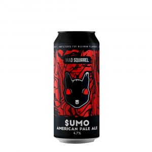 MAD SQUIRREL Sumo Can 440ml