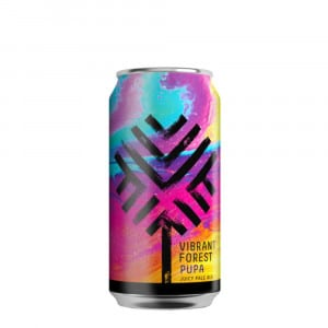Vibrant Forest Pupa Can 440ml
