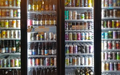 New Year, New Layout and a New Wall of Beer!