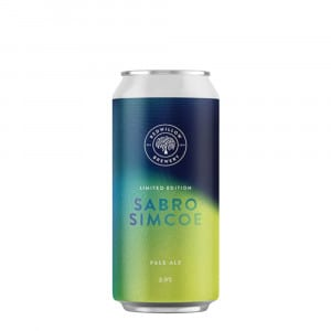 Redwillow Sabro Simcoe Pale Can 440ml