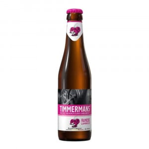 Timmermans Rapsberry Fram Bottle 330ml