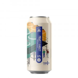 Brew York Project Handley Can 440ml