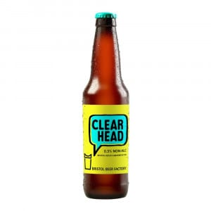 Bristol Beer Clear Head Lo Bottle 330ml