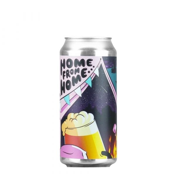 Verdant Home from Home Can 440ml
